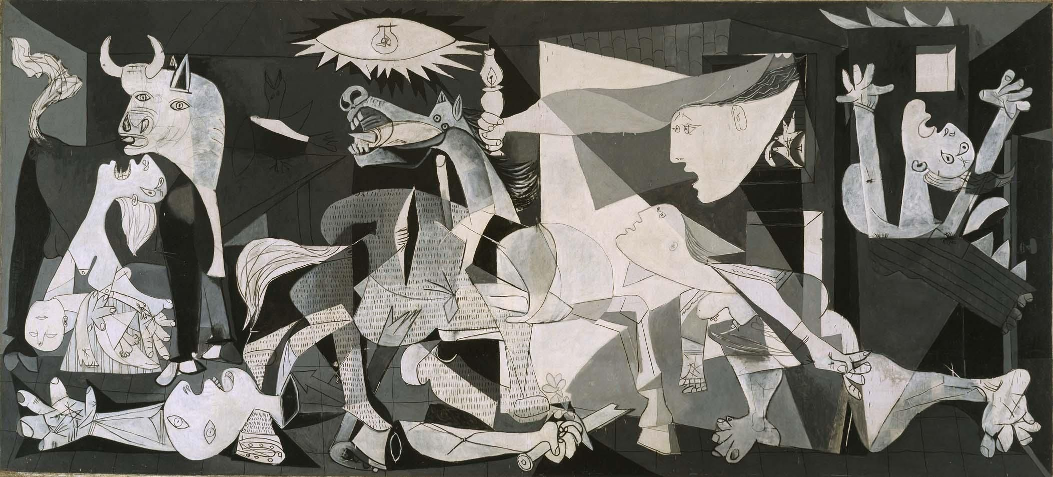 Museos 5 Guernica Picasso