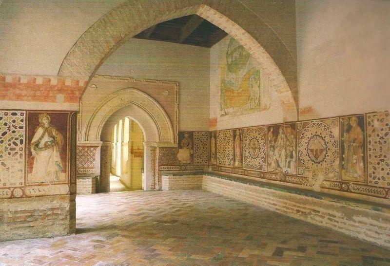 Monasterio De San Isidoro Del Campo En Sevilla Candela Vizcaino