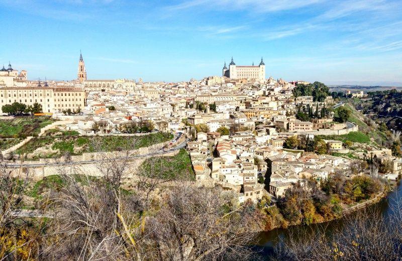 Encontrar un hotel en Toledo