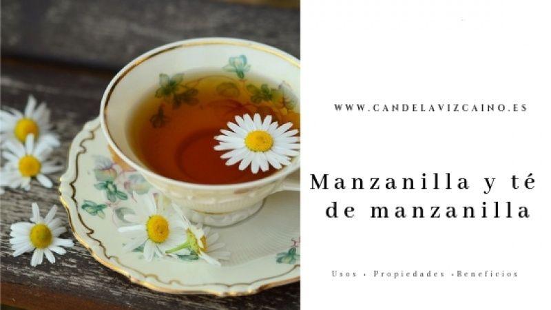 como hacer un te de manzanilla
