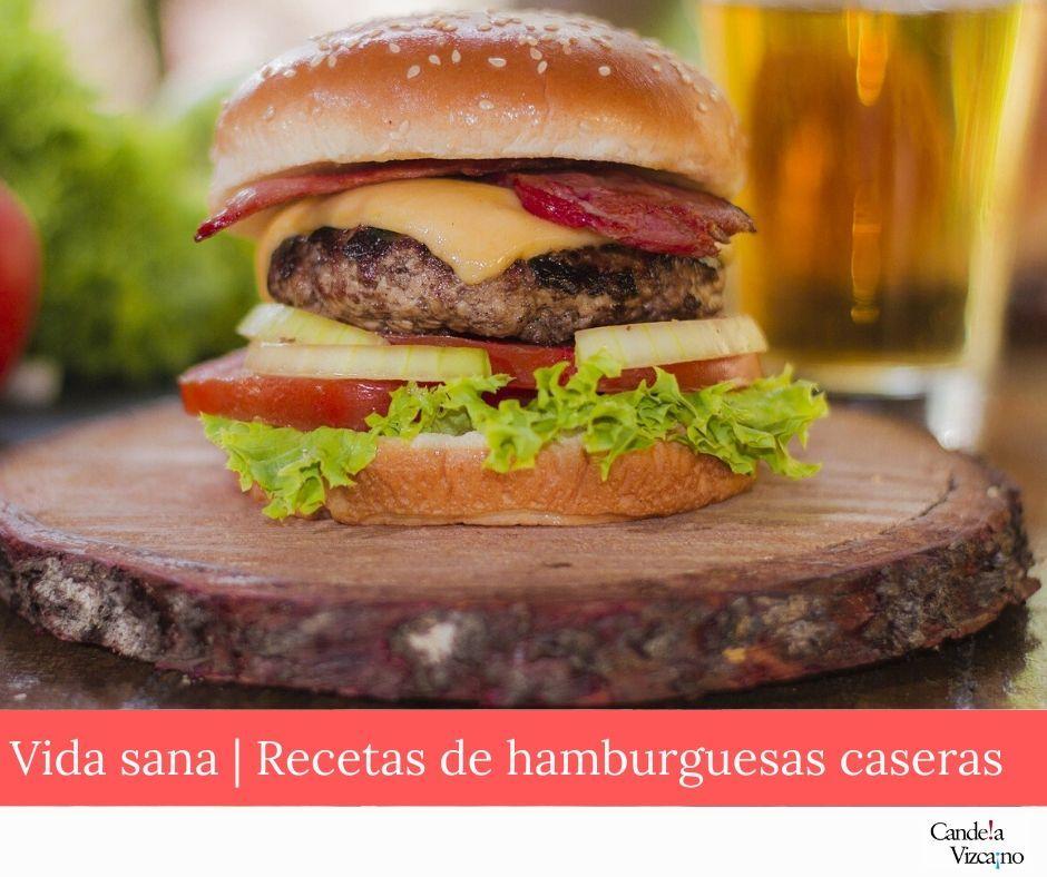 Recetas de hamburguesas caseras